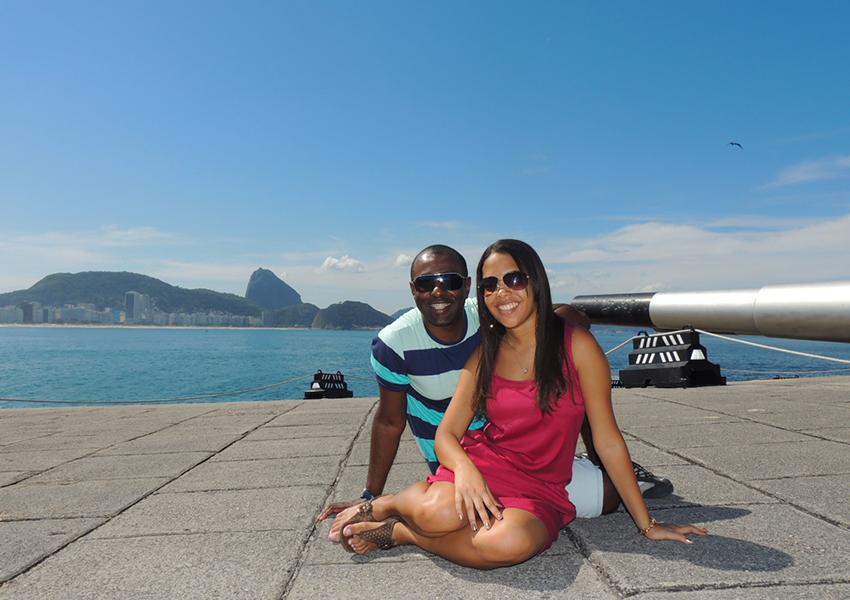Forte de Copacabana: um excelente passeio para família e casais.
