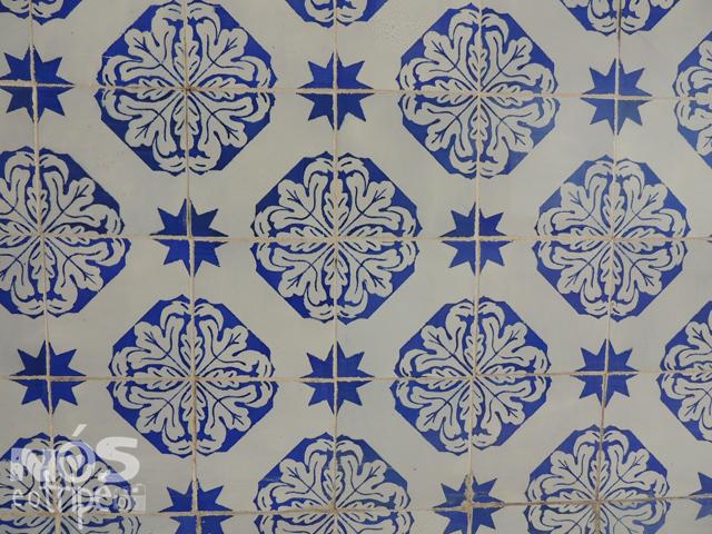 Centro Histórico de São Luís: Azulejos em suas fachadas