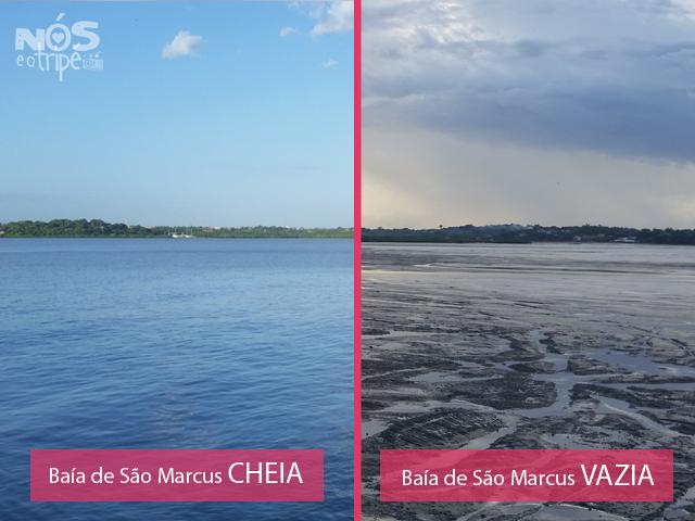 O fenômeno do vai e vem das águas em São Luís