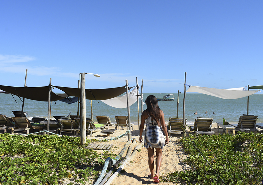 Praia de Corumbau, Prado, Bahia