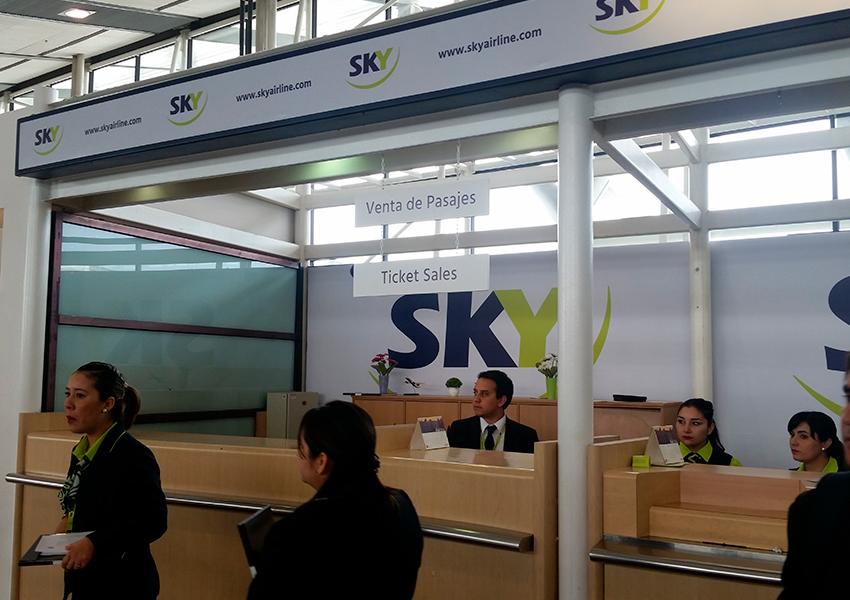 SkyAirLines: Companhia Aérea que nos deixou na mão.